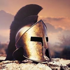 Did you know The Spartans exclusively fed their athletes on figs. They thought it'd increase strength & speed. Hence the phrase 'The Runs'. Spartan Helmet, Spartan Warrior, Viking Warrior, Spartan 300, Spartan Life, Spartan Tattoo, Greek Warrior, Warrior Spirit, Sunset Sky