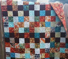 Weeknight Gold Charm Pack Quilt Pattern