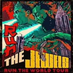 Killer Mike and El-P will hit the road in January.