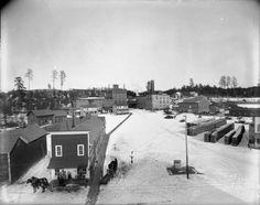 The Leinenkugel Brewery circa 1898. Courtesy of Wisconsin Historical Society.