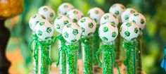 World Cup Soccer Themed Birthday Party {Ideas, Decor, Styling}