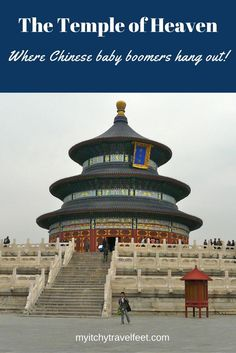 Be sure to add The Temple of Heaven to your travel bucket list: At the Temple of Heaven in Beijing, China, you'll see Chinese baby boomers practicing tai chi, ballroom dancing and singing opera among the Taoist Temples.