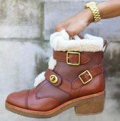 Coach Shoes// Styl'd Grace