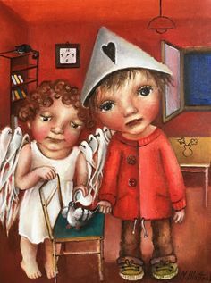 "BLATTON - ""GOODY"" #fineart #oilpainting #oilpaintingoncanvas #artist #artists #painter #painters #painting #paintings #oilpaintings #oiloncanvas #artwork #figurativeart #portrait #contemporaryart #modernart #dailypainting #Blatton #MonicaBlatton"