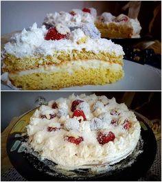 Τούρτα με ινδοκάρυδο !!! ~ ΜΑΓΕΙΡΙΚΗ ΚΑΙ ΣΥΝΤΑΓΕΣ 2 Cake Pops, Vanilla Cake, Desserts, Recipes, Food, Cakes, Tailgate Desserts, Deserts, Cake Makers
