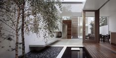 | Berkley Dobson House by Coy Yiontis Architects | South Melbourne, Victoria, Australia | Photography: Peter Clarke