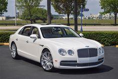 2014 Bentley Continental Flying Spur 4dr Sedan
