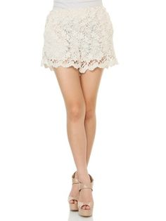 Rakuten: LagunaMoon cotton color race short pants- Shopping Japanese products from Japan