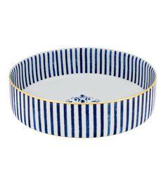 Bowls 36028: Vista Alegre Porcelain Transatlântica Large Salad Bowl -> BUY IT NOW ONLY: $189.95 on eBay!