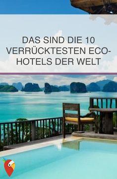#ecohotels #world #travel #awesomehotels