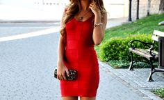 Vestido bandagem: sensualidade na medida certa - Dicas de Mulher