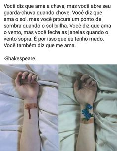 Ignorem o Shakespeare. Dark Thoughts, Sad Life, Dead To Me, Book Quotes, Positive Vibes, Sentences, Texts, It Hurts, Humor