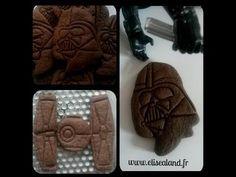 Dark side cookies / Cookies du côté obscur de la Force - YouTube