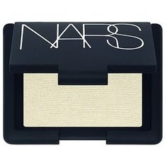 NARS Albatross! The sparkle is so finely milled in this product that it gives the perfect subtle glow!   Apply above your blush, high on your cheek bones.