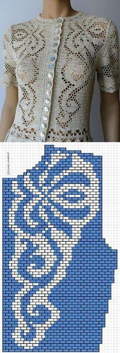 Fabulous Crochet a Little Black Crochet Dress Ideas. Georgeous Crochet a Little Black Crochet Dress Ideas. Black Crochet Dress, Crochet Jacket, Crochet Cardigan, Love Crochet, Crochet Shawl, Crochet Baby, Crochet Vests, Lace Cardigan, Sweater Jacket