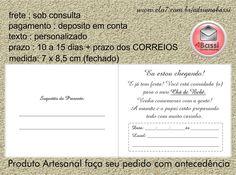 Convite Chá de Bebê - coroa do príncipe Valor unitário (cada convite) Papel na cor branco e azul Simpática COROA na decoração Medida: 7 x 8,5 cm Entrega: VIA CORREIOS Frete: NÃO INCLUSO (sob consulta) Texto do convite : a sua escolha PRODUTO ARTESANAL, FAÇA SEU PEDIDO COM ANTECEDÊNCIA.