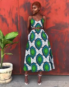 Latest African Fashion Dresses, African Inspired Fashion, African Dresses For Women, African Print Fashion, Africa Fashion, African Attire, African Wear, Ankara Fashion, Tribal Fashion