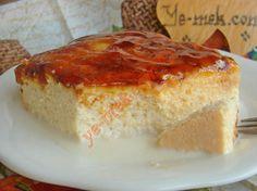 Trileçe Arnavut Tatlısı Resimli Tarifi - Yemek Tarifleri