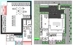 banking layout Landscaping and ground floor layout plan details of bank building dwg file Landscape Architecture Drawing, Architecture Quotes, Architecture Layout, Office Building Architecture, Modern Architecture House, Office Buildings, Office Layout Plan, Banks Office, Banks Building