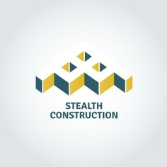 Stealth Construction Company Logo   http://heavylogos.com/stealth-construction-company-logo/#
