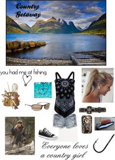 """""""Fishing"""" by wrays-girl ❤ liked on Polyvore"""