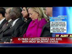 Judge Napolitano: New Revelations Make Hillary 'Prime Candidate for Prosecution' - YouTube