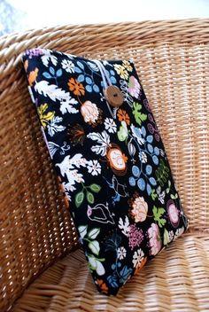Apple iPad Sleeve Case/ padded/ cotton by sandrastju on Etsy