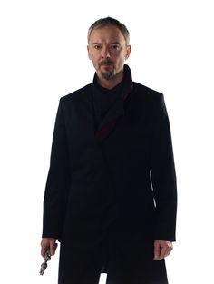 Return of John Simm as The Master