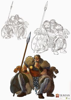 Concepts  Characters Illustration