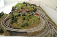 small n scale layouts | Standard Layouts :: N-scale - Standard Layout - N-scale