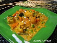 Spicy Vegetable Kurma..