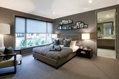 I just viewed this amazing Ashdale 29 Master Bedroom style on Porter Davis – World of Style. How about picking your style?