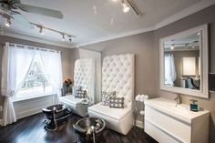 spa decor #middletown || Kelly's Salon and Day Spa