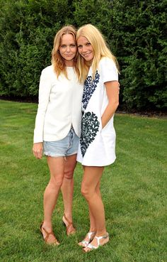 Garden Party Fun Friends Stella McCartney and Gwyneth Paltrow pose while hosting an english garden party for Goop   Read more: http://www.usmagazine.com/hot-pics/gwyneth-paltrow-2013258#ixzz2d2ONN17j  Follow us: @Us Weekly on Twitter | usweekly on Facebook