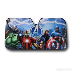 Images of Avengers Group Car Sunshade