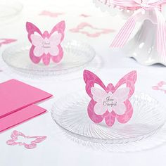 Butterfly Party Decorations | Gift For Bridal Shower : Wedding Shower Invitations