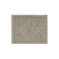 Mirren Grey Wool 8'x10' Rug