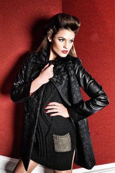 Casaco comprido 5982-8040 | Ana Sousa