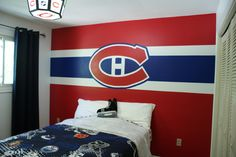 Image result for montreal canadiens theme bedroom