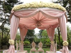 Mandap Wedding Mandap, Wedding Ceremony, Wedding Venues, Asian Inspired Wedding, South Asian Wedding, Indian Wedding Decorations, Ceremony Decorations, Indian Weddings, Cancun Wedding