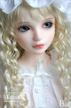 beautiful - doll