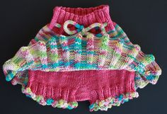 Free Pattern: Bubble Bum Baby Bloomers (diaper soaker)