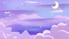 Who loves a imaginary sky ? Wallpaper Notebook, Cute Desktop Wallpaper, Purple Wallpaper Iphone, Cute Pastel Wallpaper, Anime Backgrounds Wallpapers, Aesthetic Desktop Wallpaper, Anime Scenery Wallpaper, Landscape Wallpaper, Kawaii Wallpaper
