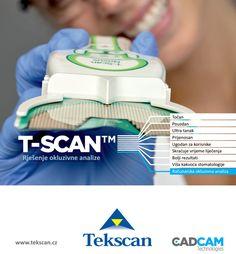 T-Scan NOVUS - Rješenje okluzivne analize   stomatologija