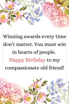 Funny Birthday Message, Birthday Messages, Birthday Wishes For Friend, Happy Birthday Me, Old Friendships, Compassion, Are You Happy, Beautiful, Birthday Msgs