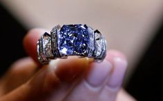 Sky blue diamond could sell for $25 million