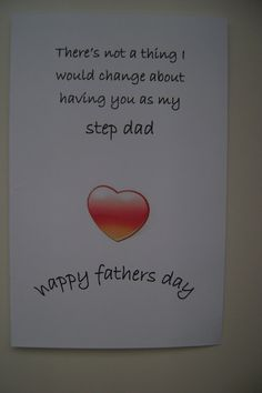 step dad. stepdad cards step fatherfathers day cards by expressazo, $3.75  sale type fathersday at check out all cards 25% off