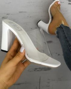 Find New Look's fashionable variety of ladies heeled shoes, along with prevent heel flip flops, strappy sandals and system looks. Cute Heels, Lace Up Heels, Pumps Heels, Stiletto Heels, High Heels, Heeled Sandals, Shoes Sandals, Classy Heels, Prom Heels