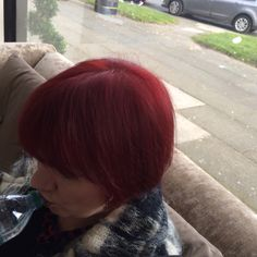 Vibrant new reds from loreal professionel in salon red hair