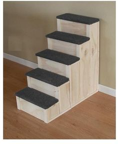 dog stairs how to build - Google Search